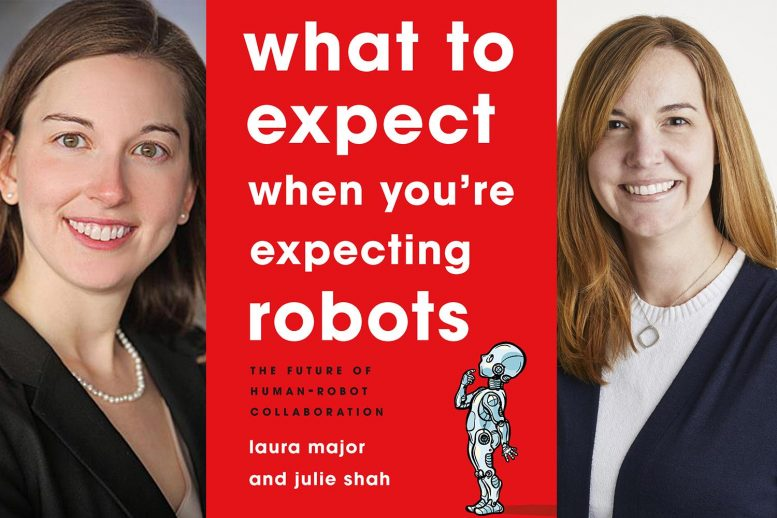 What to Expect When You're Expecting Robots Book