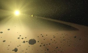 What to do in the event of an asteroid streaking toward Earth