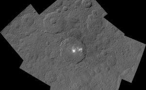 What's Creating Those Unusual Bright Spots on Ceres?