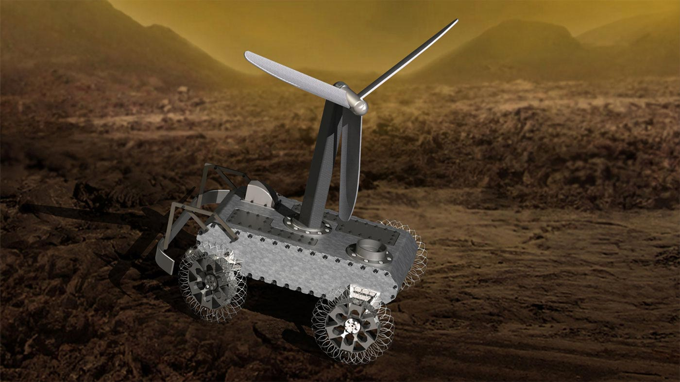 NASA Is Designing a Venus Rover Concept and Wants Your Help - SciTechDaily