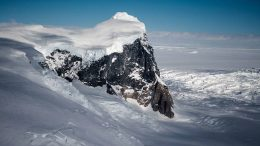 Wind, Warm Water Revved Up Melting Antarctic Glaciers