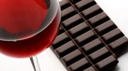 Wine and Dark Chocolate