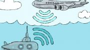 Wireless Water to Air Communications