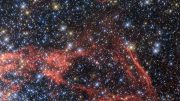 Wispy Remains of Supernova Explosion Hide Possible 'Survivor'
