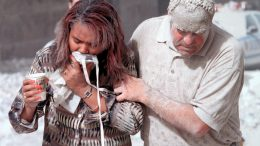 World Trade Center 911 Victims Covered in Dust