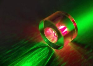 World's First Continuous Room-Temperature Solid-State Maser