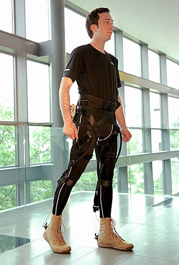 Wyss Institute to Further Develop Its Soft Exosuit