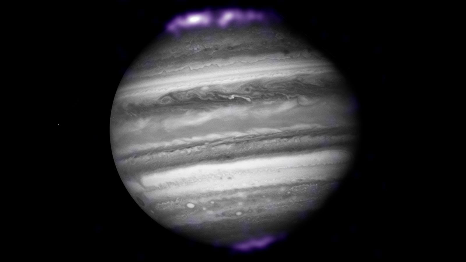 40-Year Mystery Solved: Source of Jupiter's Strange X-Ray Flares Uncovered