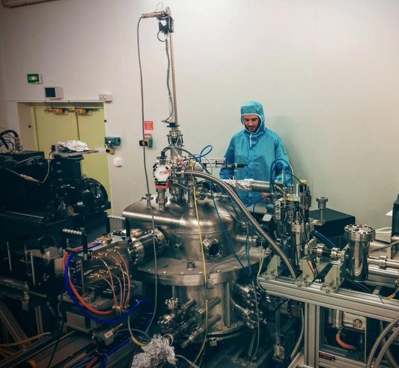 X-ray Nano-Tomography Beamline