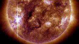 X3 Solar Flare SDO