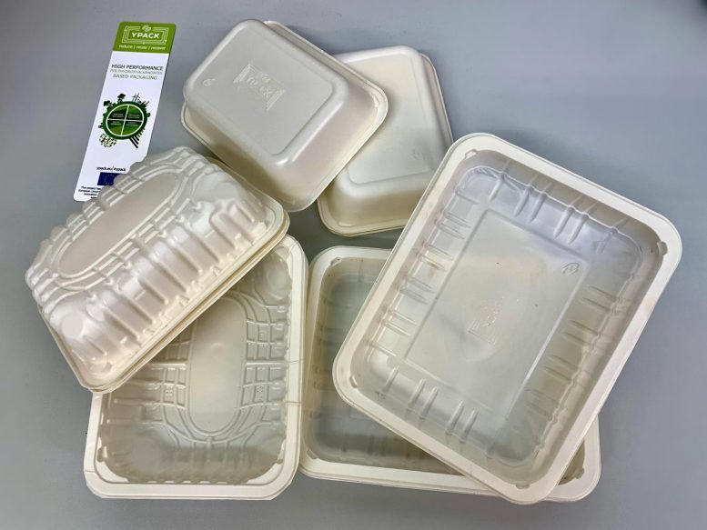 YPACK Biodegradable Food Packaging