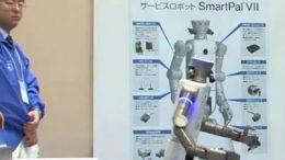 Yaskawa Electric's SmartPal VII