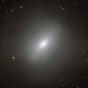Young Elliptical Galaxy NGC 3610