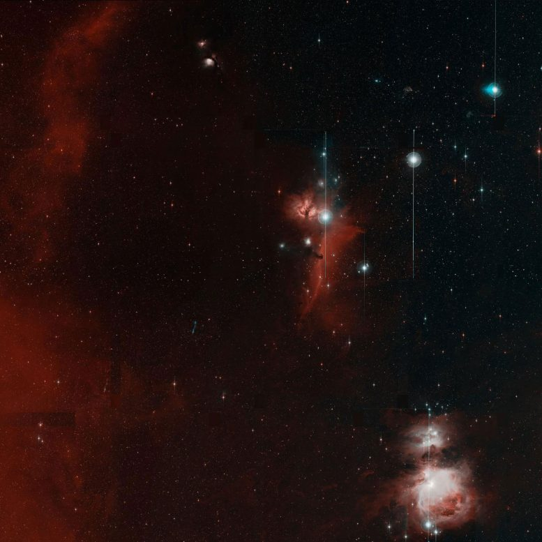 """ZTF Takes """"First-Light' Image"""