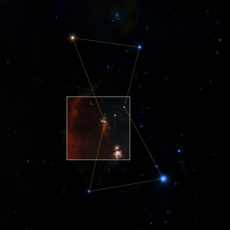 Zwicky Transient Facility Captures First Image