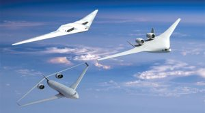 aircraft designs have varying levels of success in meeting tough NASA goals for reducing fuel use