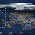 Scientists Believe an Aquatic System is Buried Beneath the Antarctic Ice Sheet