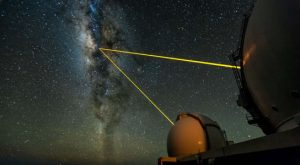 astronomers discover star racing around black hole