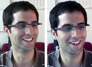 computerized system developed at MIT can tell the difference between smiles