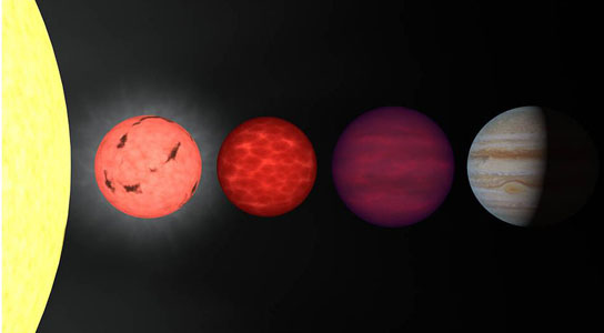 coolest brown dwarf ever detected emitting radio waves