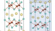 crystals are able to superconduct and collapse