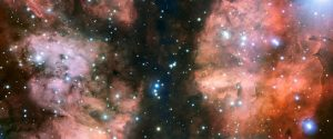 detailed image of the stellar nursery called NGC 6357