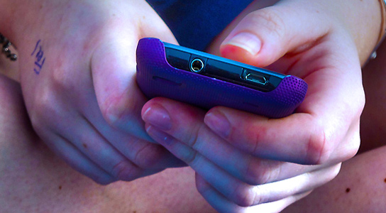 Garbled Text Messages Could Indicate Stroke