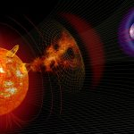 events on the sun changing the conditions in Near-Earth space