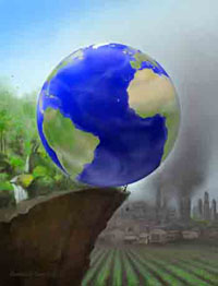 evidence of impending tipping point for Earth