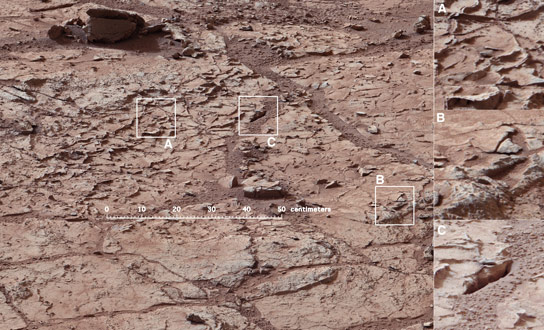 first-drilling-site-for-NASA's-Curiosity-rover