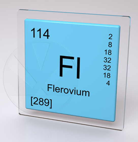livermorium flerovium two new elements officially join
