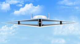 fuel-efficient biplanes could bring supersonic travel