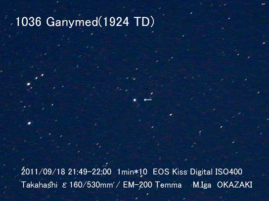 ganymed-1036-asteroid