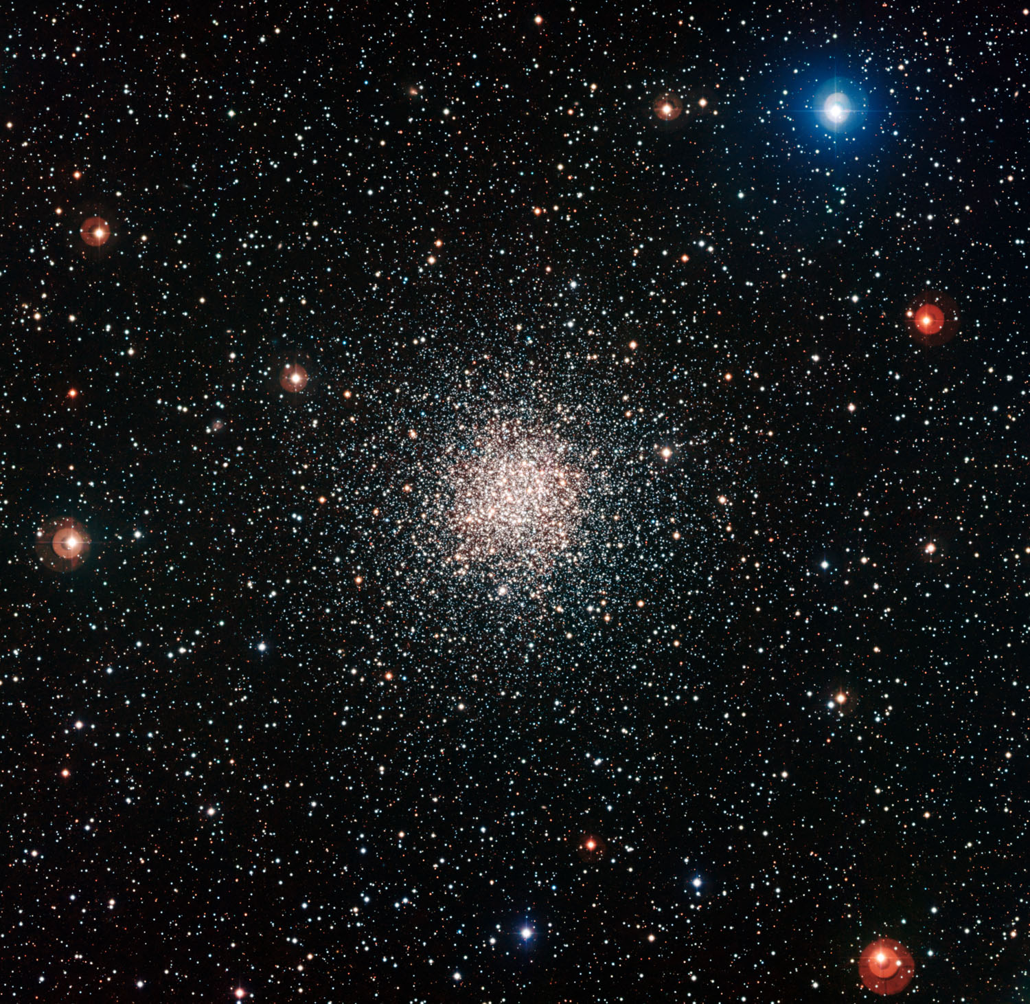 HD Star Cluster - Pics about space