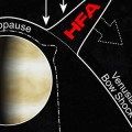 hot flow anomaly space weather outburst on Venus