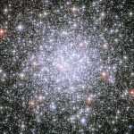 hubble image of the globular cluster Messier 69