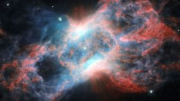 image from the NASA/ESA Hubble Space Telescope shows NGC 7026
