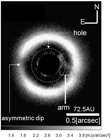 image-of-the-protoplanetary-disk-around-the-young-star-J-1604