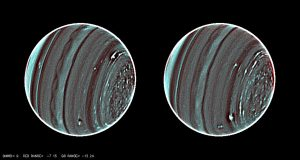 images of Uranus from Keck II