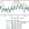 infrared spectrum of the super-Earth GJ1214b