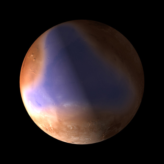 mars-ocean-north-pole