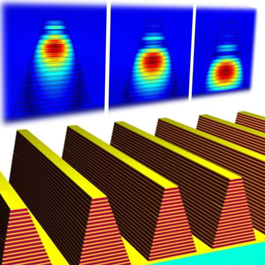 New Metamaterial Design Extremely Efficient At Capturing Light