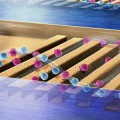microchip cells separate by rolling away