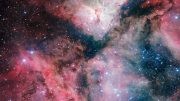 new image of the Carina Nebula