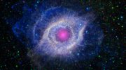 new image of the Helix nebula