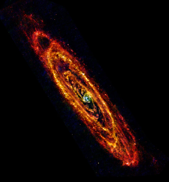 new-view-of-the-Andromeda-galaxy