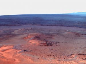 northern edge of the the Cape York segment of the rim of Endeavour Crater.jpg