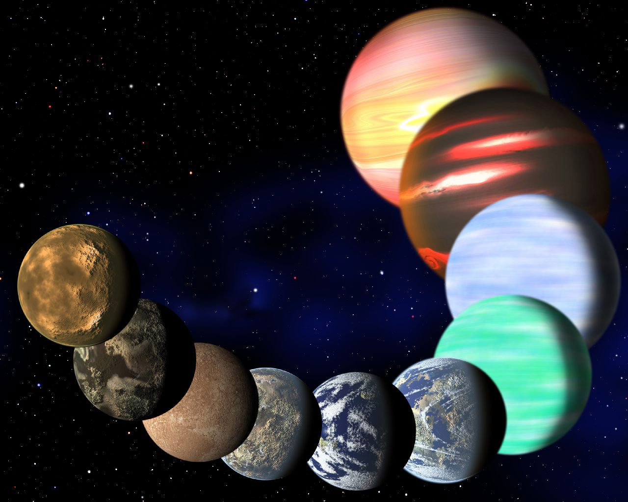 Kepler Data Suggests 17 Billion Earth-Sized Worlds in the ...