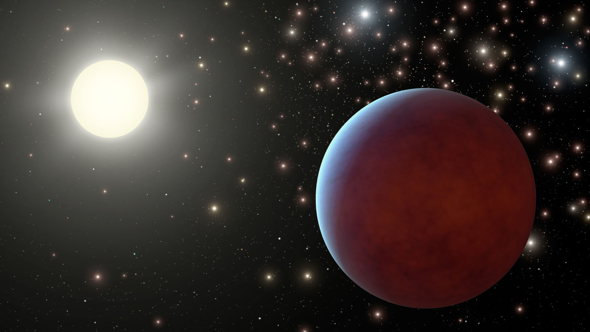 planets around a star - photo #19