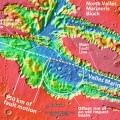 plate tectonics on Mars